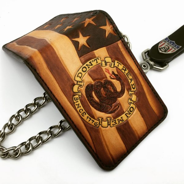 Dont Tread On Me Bifold