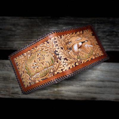 Custom Geese Wallet by Christoph Joseph