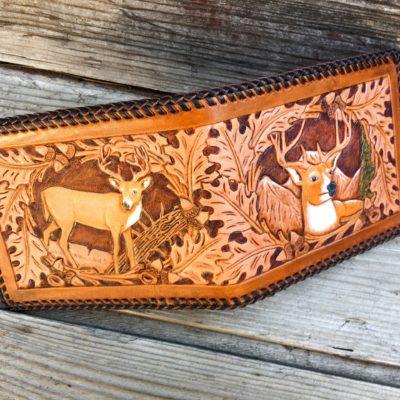 Deer Outdoorsmen Wallet