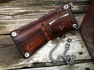 Christian Biker Wallet