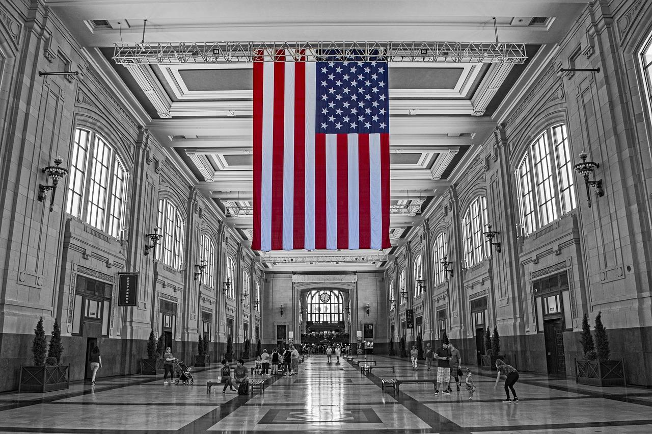 american flag, old glory, usa